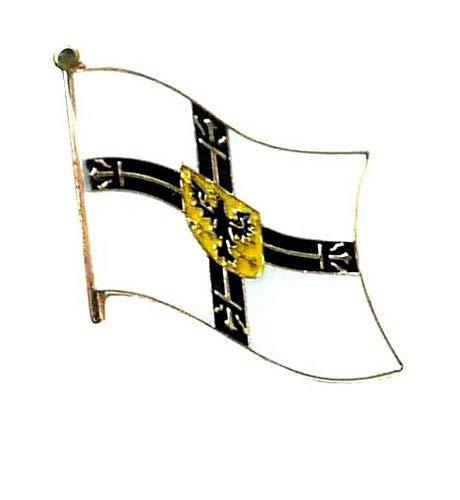 Flaggen Pin Deutscher Orden Fahne Flagge Anstecknadel