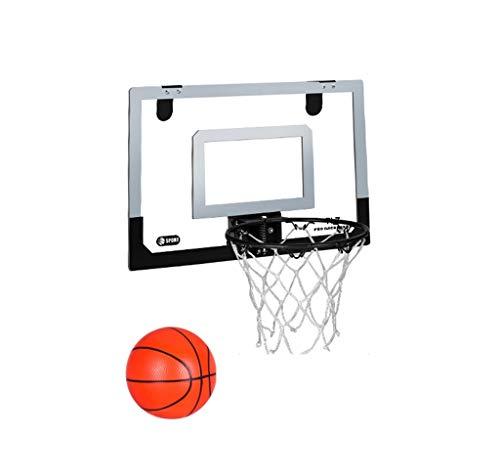 Canestro da pallacanestro, canestro da basket for bambini privi di pugno, coperta a parete tiro bordo cerchio, casa dormitorio canestro da basket, può