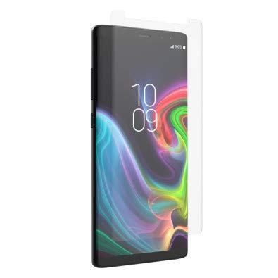 ZAGG InvisibleShield HD Ultra - Advanced Clarity + Shatter Protection - Film Screen Protector Made for Samsung Note 9