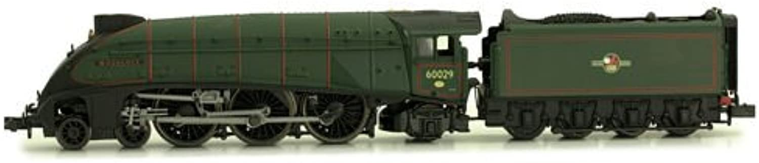 Dapol 2S-008-006D BR A4 60029 Woodcock Green Late Crest (DCC-Fitted)