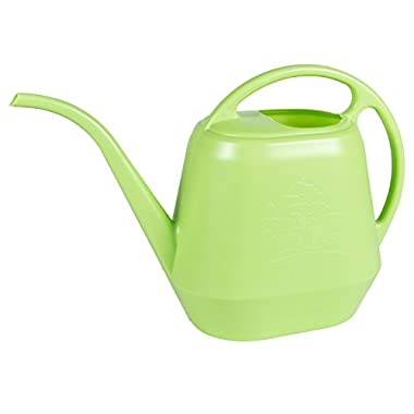 Bloem Aqua Rite Watering Can, 144 oz, Honey Dew (JW41-25)
