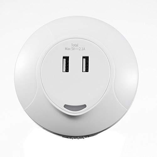 Nachtlampje voor het huis Motion Sensor Wc/Toilet LED Nachtlampje bewegingssensor Bedside voor de slaapkamer, nachtlampje met schemering tot zonsopgang