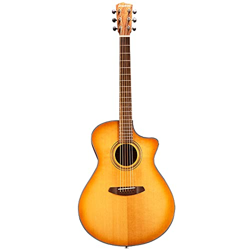 Breedlove Organic Series Signature Concerto CE All Solid Torrefied...
