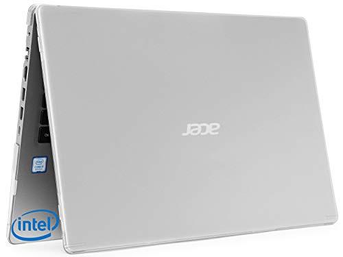 mCover - Carcasa rígida para Acer Aspire 5 A515-54 de 15,6 Pulgadas, Transparente (no Compatible con Cualquier Otro Aspire 5 15.6' A515-52, A515-51, etc.)