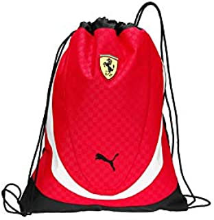 Sportwear PUM07223201UA Gym Sack Replica Ferrari One Size Scuderia, Multicolor