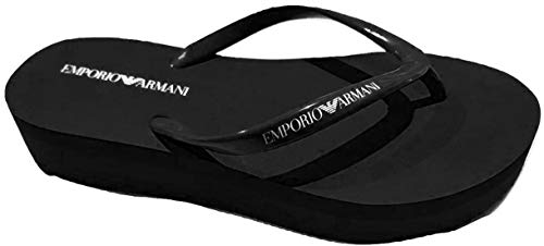 Emporio Armani Flip Flop Damen Frau Meer oder Pool Swimwear Artikel X3QS05 XL826 FLIP FLOP