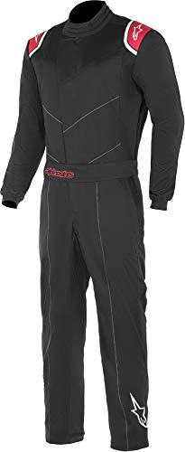 ALPINESTARS KART INDOOR SUIT - BLACK/RED - M