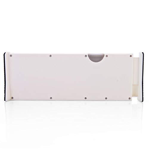 Weiy Kleiderschrank Schublade versenkbare Trennwand multifunktionale Wohnaccessoires für klassifizierte Lagerung