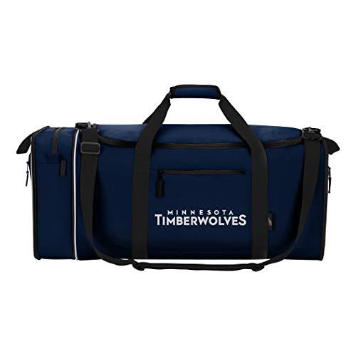 Northwest NBA MINNESOTA TIMBERWOLVES Steal Teambag Duffel
