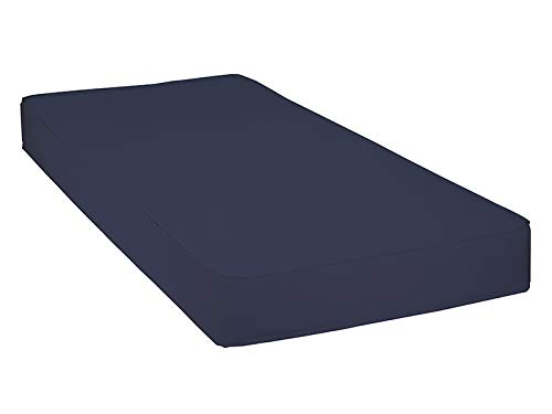 """ProHeal Pressure Redistribution Foam Mattress for Hospital Beds - 5 Unique Pressure Zones - Channel Cut High Density Foam - Fluid Resistant, Breathable Nylon Cover - 36"""" x 80 x 6"""" (Twin)"""