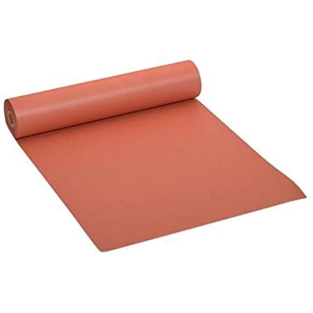 Timagebreze Papier d'emballage de PêChe de Qualité Alimentaire de Rouleau de Papier de Boucher Kraft Rose de 45,7 Cm x 53,3 Mètre pour Fumer la Viande de Toutes Les VariéTéS