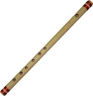 Surjan Singh & Sons Handmade Bansuri Bamboo Flute C Scale