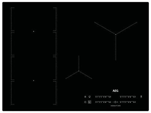AEG IKE74471IB Induktionskochfeld autark Hob²Hood-Funktion FlexiBridge-Funktion PowerSlide-Funktion 70cm