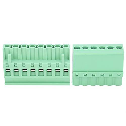 Mxzzand Controlador de Grupo electrógeno con Dos Puertos de Salida programables Controlador de generador de diseño Modular de Salida de relé de 5A para electrónica para Motores diésel