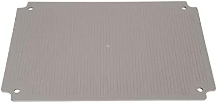 Bud Industries PTH MOUNTING PLATE PTX-22428-P Pack SALENEW very popular! PLASTIC ABS Classic