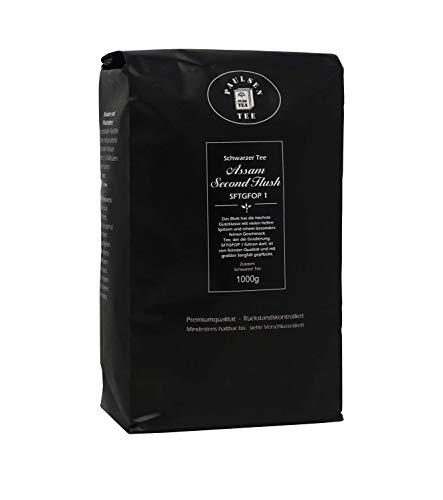 Paulsen Tee Schwarzer Tee Assam Second Flush SFTGFOP1 1000g