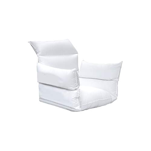 Pillows With A Purpose Cozy Seat Cushion with Back Support for Armchairs, Office Chairs and Wheelchairs