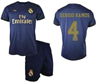 Amazon.es: camiseta real madrid - Azul