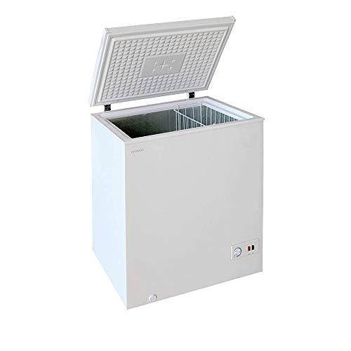 INFINITON CONGELADOR ARCON CH-204AC (198 LITROS, A+/F, Función FAST FREEZE, Control de temperatura mecánico, Congelador 4****, Dual System, Cesta Interior)