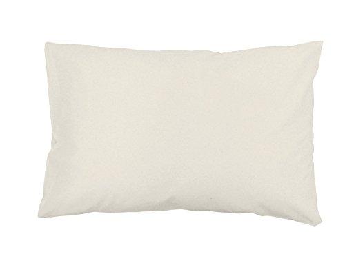Soleil dOcre 554828 - Funda de almohada algodón de 57 hilos, color crudo 50 x 75 cm