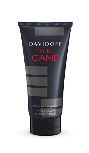 DAVIDOFF The Game Hair & Body Shampoo 150ml