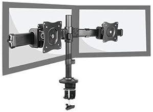 Brateck Dual Monitor Arm with Desk Clamp VESA