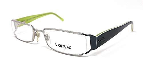 Vogue - Gafas de vista para mujer VO 3580 de plata y verde 323