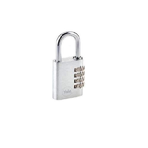 FICHET - Candado de 38 mm, ideal para mochilas, mochilas, mochilas, estuches, caseros, vestidores, etc.