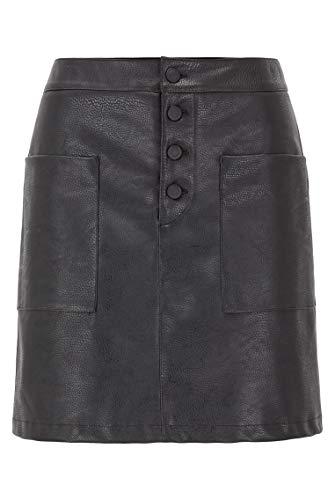 BOSS Damen Bisara Rock, Schwarz (Black 1), (Herstellergröße:40)