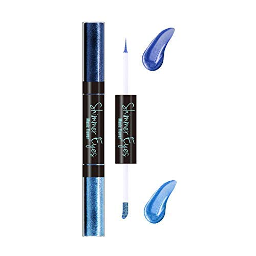 Lápiz delineador de ojos a prueba de agua, 6 colores a prue