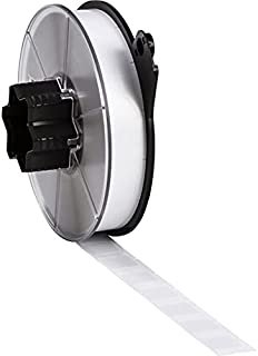 """Brady WRAP-4-417, Wraptor Vinyl Wire and Cable Label, 1.5"""" x 1"""""""