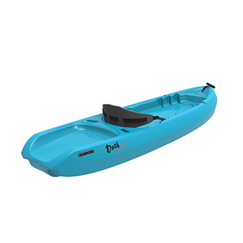 Lifetime 90787 Dash 66 Youth Kayak, Glacier Blue, 78 inches