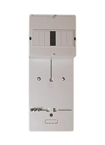 Zählertafel Zählerbrett für Drehstrom Wechselstrom 1-9 Module N+PE (1F Module: 1 bis 7)