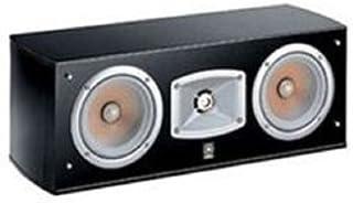 YAMAHA  雅马哈 NS-C444 中置音箱 一只 黑色钢琴漆(亚马逊自营商品, 由供应商配送)