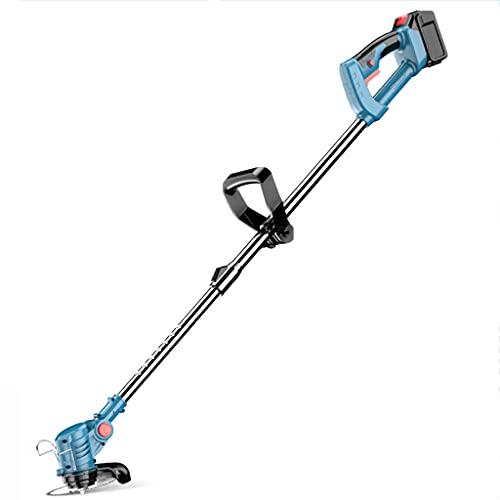 Handheld lawn mower Batterie-Rasenmäher...