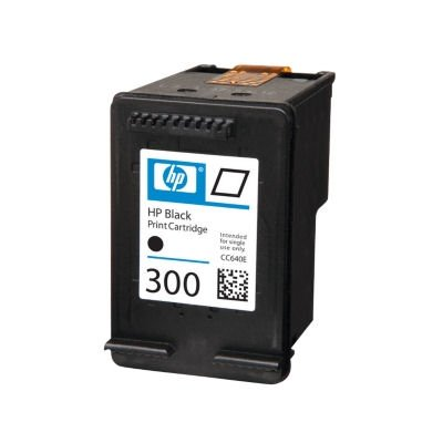 HP 300Original Schwarz Tinte Patrone in Folie versiegelt Verpackung für für Deskjet D1660D2560D2660D5560F2420F2423F2430F2476F2480F2483F2488F2492F2493F4210F4272F2492F4280F4580F4224Photosmart C4610C4635C4640C4650C4670C4673C4680C4683C4685C4688C4740C4780C4783C4785C4788C4793C4795C4798C4799Envy D410a Drucker