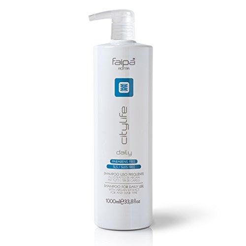 FAIPA Citylife Daily Shampoing à usage frais et allergène 1000 ml