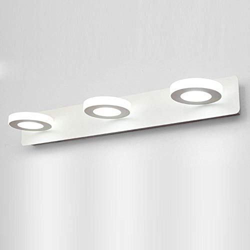 Lamp wandlamp wandlampen buitenlamp Moderne acryl LED badkamer wandlamp rond eenvoudig design plaats spiegel wandlamp showroom wasruimte wandlampen