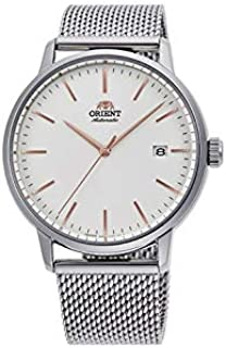 ORIENT: Mechanical Contemporary Watch, Metal Strap - 40.0mm (RA-AC0E07S)