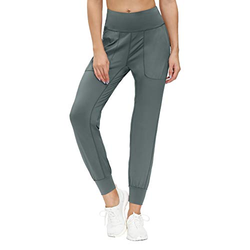 LaiYuTing Yoga New Tight Yoga Hose Frauen Tasche Hohe Taille Stretch Neun Punkte Sport Jogging Fitness Hose
