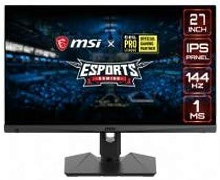 "MSI Optix MAG274R eSports Gaming - 27"" Full HD 1920 x 1080 1ms, 144Hz Refresh Rate, Night Vision, AMD FreeSync Anti-Glare ..."