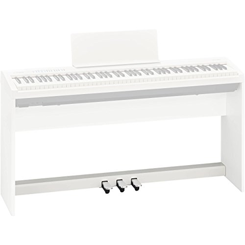 Roland KPD-70 Electronic Keyboard Pedal Unit for FP-30 Digital Piano, White
