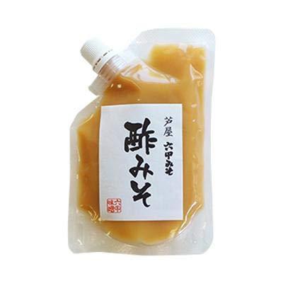六甲味噌製造所 酢みそ (チューブタイプ) 140g×12個