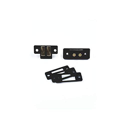 Contatti elettrici per serrature elettriche colore nero