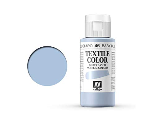 Pintura Textil Vallejo Marca Acrylicos Vallejo
