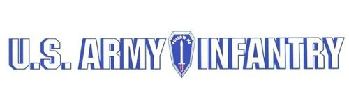 us army infantry decal - 7