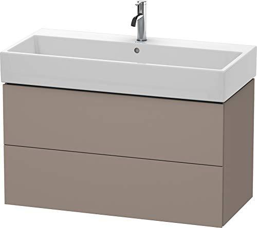 Duravit Duravit Waschtischunterbau L-CUBE 544 x 984 x 459 mm basalt matt