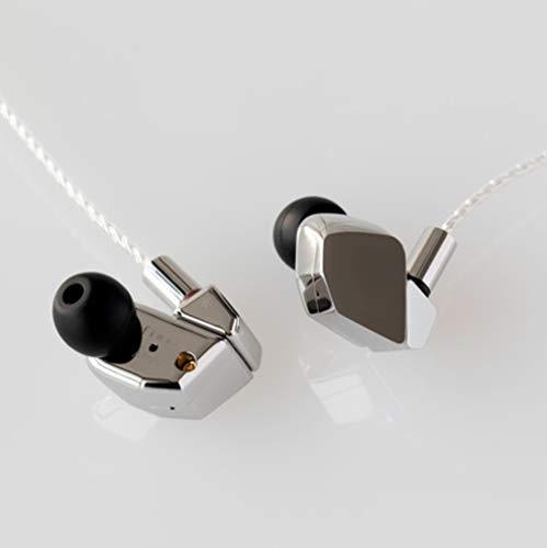 final A8000 Audiophile Sound Isolating in-Ear Headphones Earphones with Beryllium Drivers
