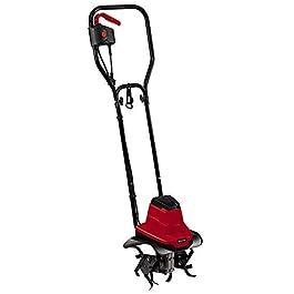 Einhell Motobineuse électrique GC-RT 7530 (750 W, Largeur de travail 30 cm, Profondeur de travail 20 cm, 4 fraises…