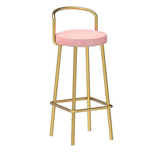 QiDI barkruk, hoge kruk, ergonomisch design, minimalistisch, barkruk, barkruk, rugleuning, Scandinavische stijl